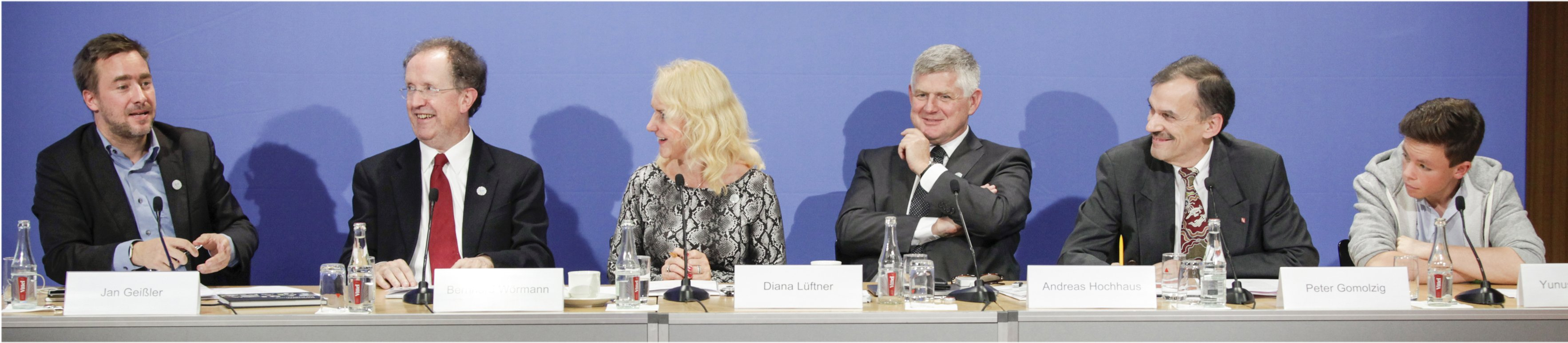 Pressekonferenz (Foto DGHO, Marc Volk)